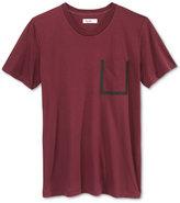 William Rast Men's Pocket T-Shirt