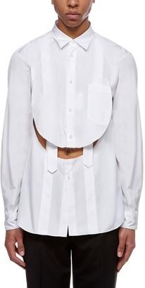 Comme des Garcons Cutout Detail Shirt