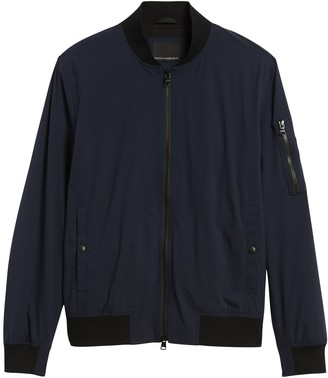 Banana Republic Motion Tech Bomber Jacket