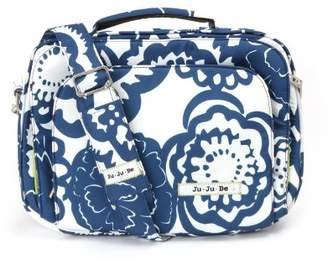 Ju-Ju-Be Ju Ju Be Micrabe Laptop Case Small - Cobalt Blossoms
