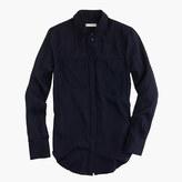 J.Crew Tall silk pocket blouse