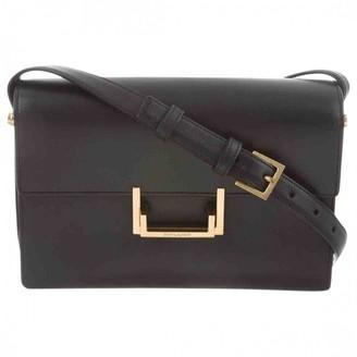 Saint Laurent Lulu Navy Leather Handbags