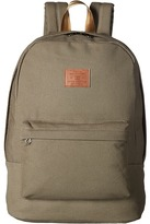 DC Bunker Canvas Backpack Bags