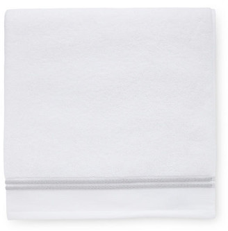 Sferra Aura Hand Towel - White/Gray