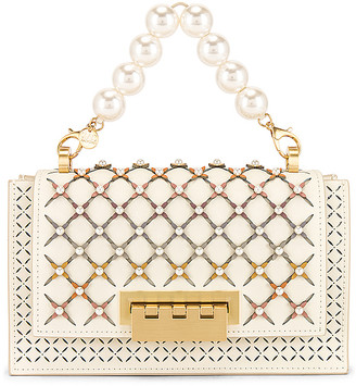 ZAC Zac Posen Earthette Top Handle Shoulder Bag