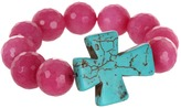 The Cool People Dee Berkley for Blessed Bracelet (Pink/Turquoise) - Jewelry