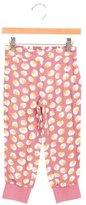 Stella McCartney Girls' Floral Print Jogger Pants