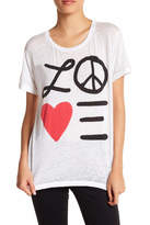 Chaser Love Tee Top