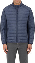 Barneys New York MEN'S CHANNEL-QUILTED MOTO JACKET