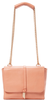 Foley + Corinna Diane Small Leather Shoulder Bag