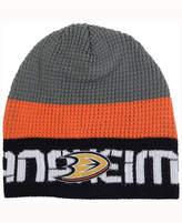 Reebok Anaheim Ducks Player Knit Hat