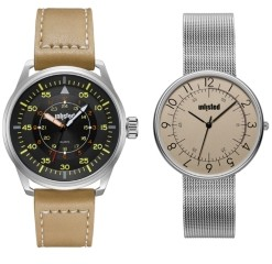Unlisted Kenneth Cole Classic Watch Set, 44MM