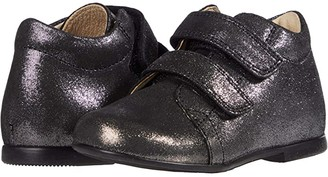 Naturino Falcotto Nods VL AW20 (Toddler) (Black Glitter) Girl's Shoes