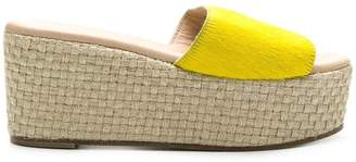 Solange flat wedge sandals