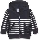Petit Bateau Baby Boys' Sweat Sht A Capuche Smo/CO 2633557 Sports Hoodie