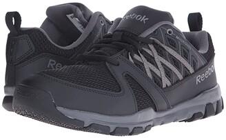 Reebok Work Sublite Work Soft Toe (Black) Men's Work Boots