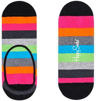 Happy Socks Stripe Liner Socks STR06-9700