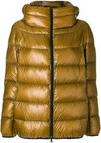 Herno padded coat - women - Spandex/Elastane/Polyacrylic/Goose Down/Polyimide - 40