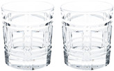 Ralph Lauren Home Greenwich Double Old Fashioned Tumblers - Set of 2