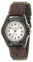 Coleman Men's 3 Hand Analog Watch - Brown