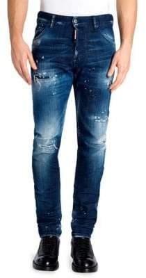 DSQUARED2 Slim Baker Jeans