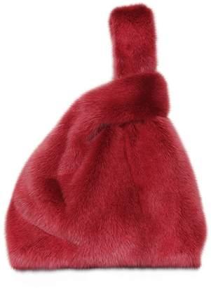 Simonetta Ravizza Furissima Mink Fur Bag