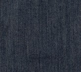Pottery Barn Kids Fabric By The Yard: Washed Denim Durango