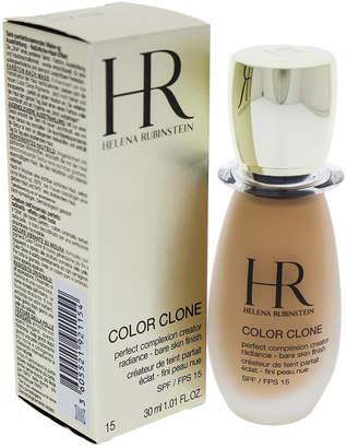 Helena Rubinstein Women's 1.01Oz 15 Beige Peach Color Clone Foundation Spf 15