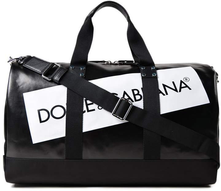 Dolce & Gabbana Boston Travel Bag