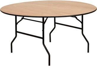 "Flash Furniture 48"" Round Folding Table"