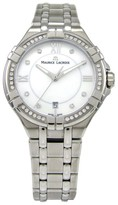 Maurice Lacroix Aikon AI1006‐SD502‐170-1 Mother of Pearl Diamond 35mm Womens Watch
