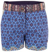 Scotch R'Belle Geometric Print Shorts