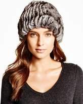 Maximilian Furs Maximilian Chinchilla Hat