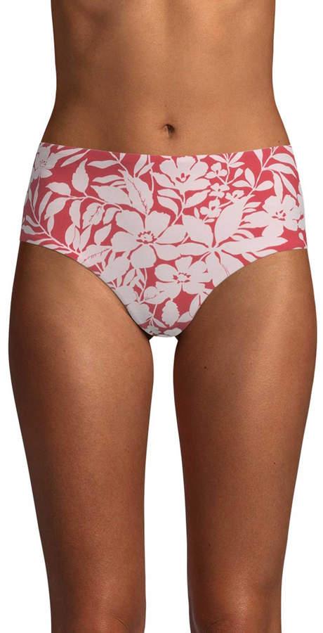 Red Carter Women's High-Waist Bikini Bottom