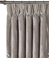 """Eastern Accents Winchester Pinch Pleat Curtain Panel, 108""""L"""
