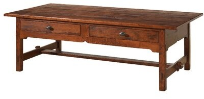 Thumbnail for your product : MacKenzie-Dow Solid Wood Coffee Table with Storage