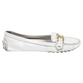 Louis Vuitton Varnished Leather Loafers