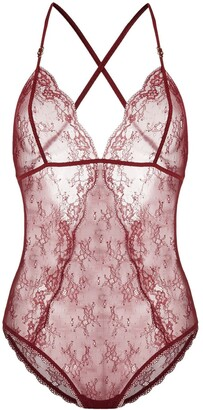 Stella McCartney Anna Blooming bodysuit