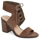 Sole Society Women's Auburn Lace-Up Sandal