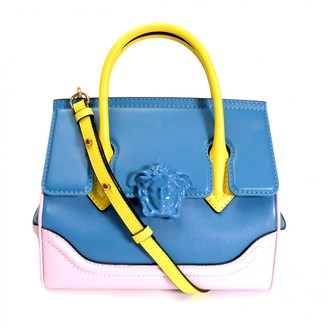 Versace Palazzo Empire Multicolour Leather Handbags