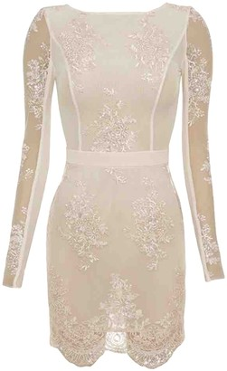 House Of CB Pink Lace Dresses