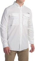 Columbia Blood and Guts Airgill Shirt - Omni-Shield®, UPF 50, Long Sleeve (For Men)