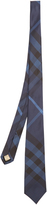 Burberry Manston House-check silk tie