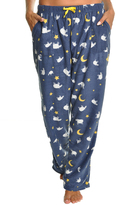 Angelina Sheep Fleece Pajama Pants - Plus Too
