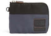 Marni X Porter block-print square wallet