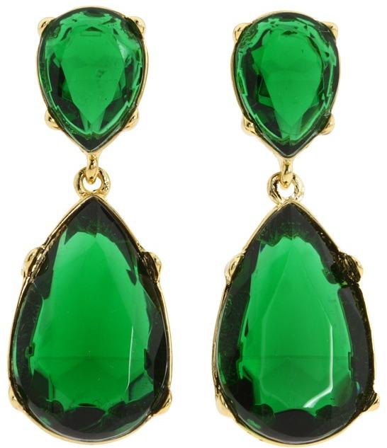 Kenneth Jay Lane Award Winning Earrings