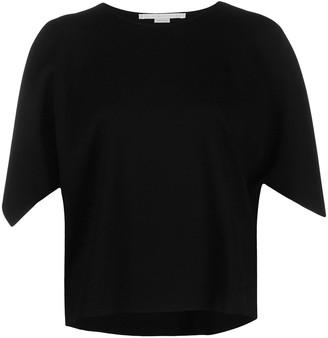 Stella McCartney cape detail T-shirt