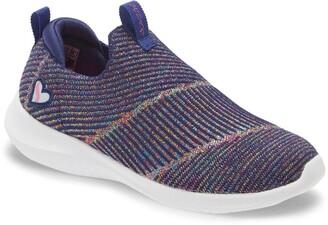 Skechers Ultra Flex Glitter Sock Sneaker