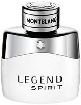 Mont Blanc Mens Montblanc Legend Spirit Eau de Toilette 30ml - White