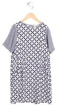 Stella McCartney Girls' Printed A-Line Dress